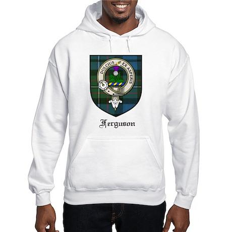 Ferguson Clan Crest Tartan Hooded Sweatshirt