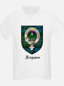 Ferguson Clan Crest Tartan Kids T-Shirt