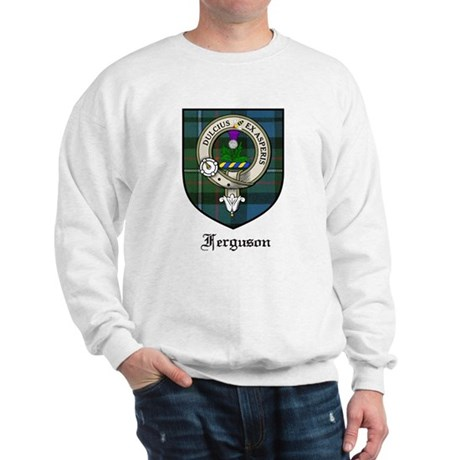 Ferguson Clan Crest Tartan Sweatshirt