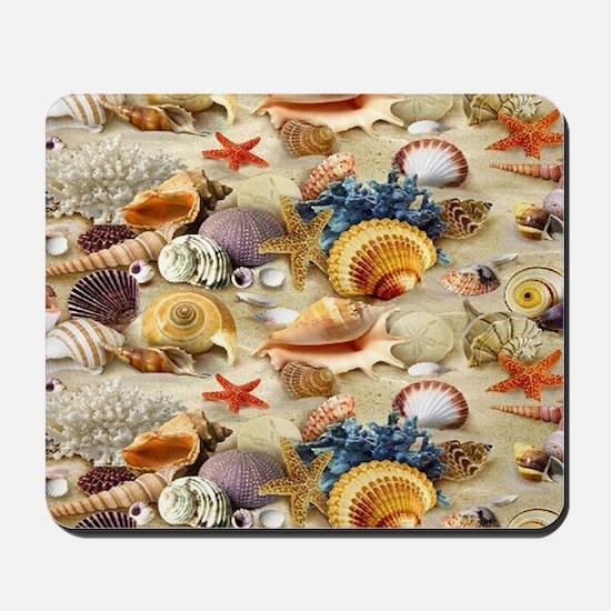 Seashell Mousepad