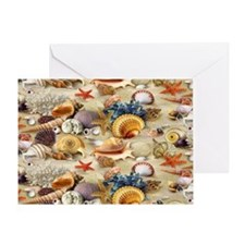 Seashell Greeting Card
