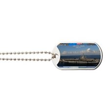 USS Carl Vinson Poster Dog Tags
