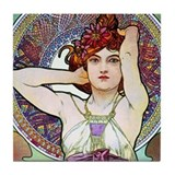 Alphonse mucha Kitchen & Entertaining