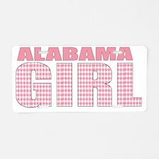 Alabama - more states Aluminum License Plate