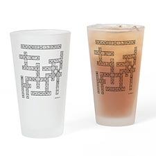 WHITES Drinking Glass