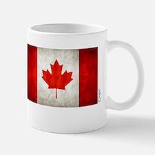 australia canada flags Mug