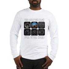 My Only Six Pack L Long Sleeve T-Shirt