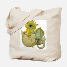 Obscenely Cute Dragon Tote Bag