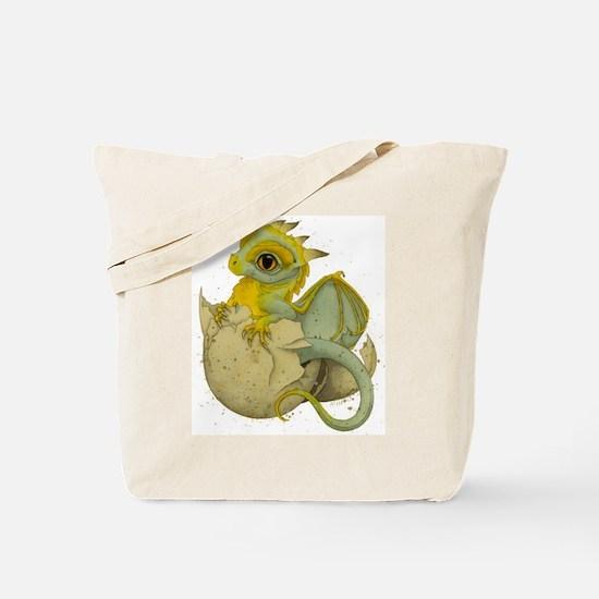 Obscenely Cute Dragon Tote Bag