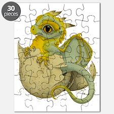 Obscenely Cute Dragon Puzzle
