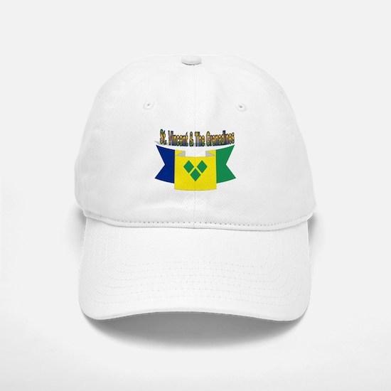 St Vincent & The Grenadines Baseball Baseball Cap