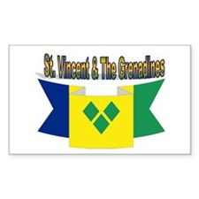 St Vincent & The Grenadines Decal