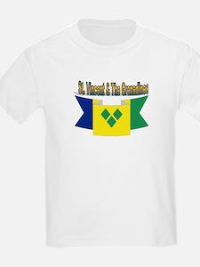 St Vincent & The Grenadines T-Shirt