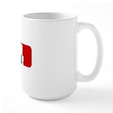beerpong_logo black 2 Mug