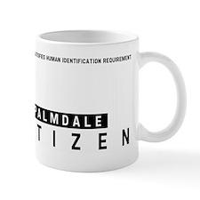 Palmdale Citizen Barcode, Mug