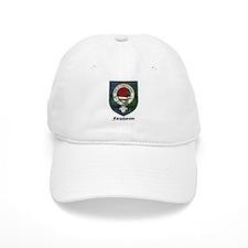Farquharson Clan Crest Tartan Baseball Cap