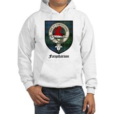Farquharson Clan Crest Tartan Hoodie