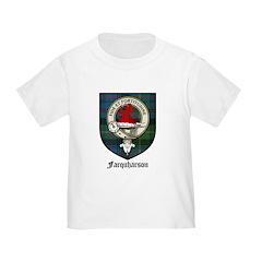 Farquharson Clan Crest Tartan T