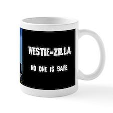 Westie-zilla Mug