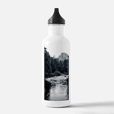 Silver Merced Water Bottle