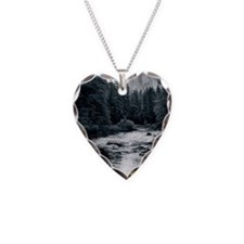Silver Merced Necklace