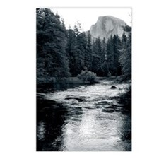 Silver Merced Postcards (Package of 8)