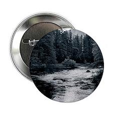 "Silver Merced 2.25"" Button"