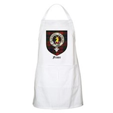 Fraser Clan Crest Tartan BBQ Apron