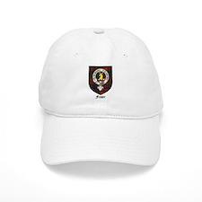 Fraser Clan Crest Tartan Baseball Cap