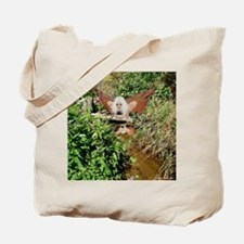 Creek Fairy Reflection Tote Bag