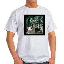 Whitetails, Fawn & Faries T-Shirt