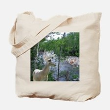 Rapid River Buck, Fawn & Fairy Tote Bag