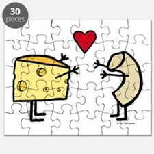 Macaroni and Cheese Love Puzzle