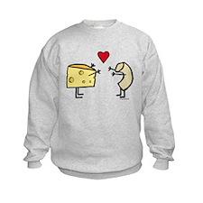 macaroni and cheese Sweatshirt