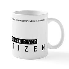 Popple River Citizen Barcode, Mug