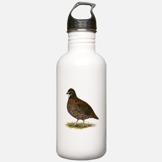 Tennessee Red Quail Water Bottle