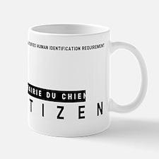Prairie du Chien Citizen Barcode, Mug