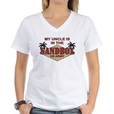 US Army Uncle Sandbox Shirt
