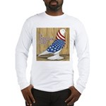 Patriotic Hobby West Long Sleeve T-Shirt