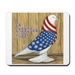 Patriotic Hobby West Mousepad