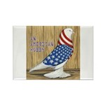 Patriotic Hobby West Rectangle Magnet (100 pack)