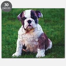 Bulldog Puzzle
