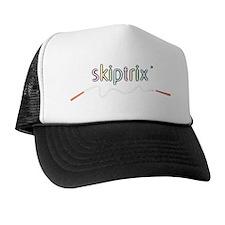 skiptrix  rope transparent Trucker Hat