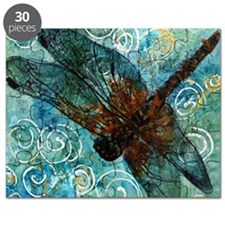 Dragonfly Dreams Puzzle