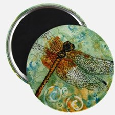 Dragonfly Away Magnet