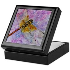 Dragonfly Darner Keepsake Box