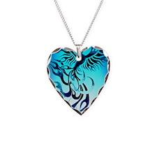 Blue Phoenix 2 Necklace