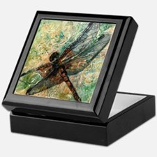 Dragonfly Dance Keepsake Box