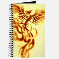 Yellow Phoenix of the old west Journal