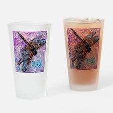 Sugar Plum Fairy Drinking Glass